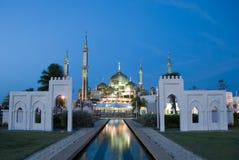 krystaliczny meczet Obraz Royalty Free