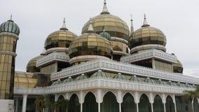 Krystaliczny Meczetowy Masjid Kristal Fotografia Stock