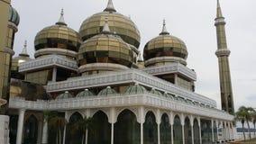 Krystaliczny Meczetowy Masjid Kristal Zdjęcia Stock