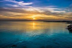 Krystaliczny morze Zdjęcie Royalty Free