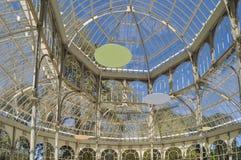 Krystaliczny pałac Zdjęcie Royalty Free