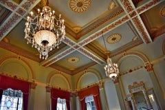 Krystaliczny pokój Obrazy Royalty Free