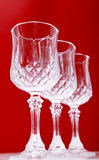 krystaliczny szkło Obrazy Stock