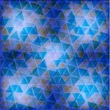 Krystaliczny tło Zdjęcie Royalty Free