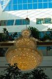 Krystaliczny świecznik Zdjęcia Royalty Free