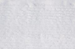 kryształów śniegu tekstura Zdjęcia Royalty Free