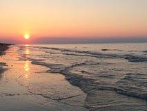 Kryształ plaża fotografia stock