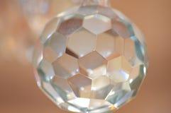 Kryształowych kul szkła Obrazy Royalty Free