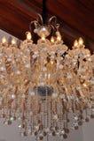 Kryształu światło Zdjęcie Royalty Free