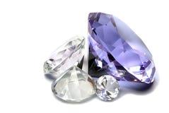 kryształy Obraz Stock