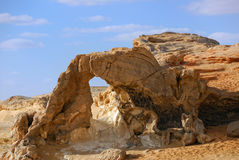 Kryształ pustynia, Sahara, Egipt Obraz Royalty Free