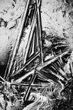 kryształu lód Zdjęcie Stock
