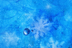kryształu lód obraz royalty free