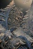 kryształu lód Zdjęcie Royalty Free