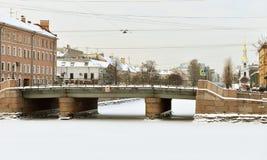 Kryukov Canal, St. Petersburg, Russia Stock Photos
