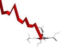 kryzys Zdjęcia Stock