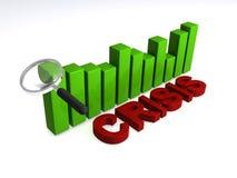 kryzys Obraz Stock