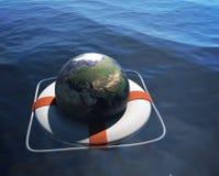 kryzys globalny Obraz Stock