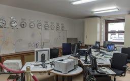 Kryzys odpowiedzi centrum w Federacyjnym Foreign Office fotografia stock