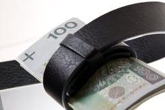 kryzys pieniężny fotografia royalty free