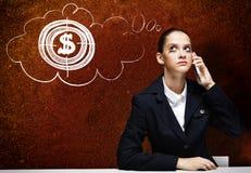 Kryzys w biznesie Fotografia Stock