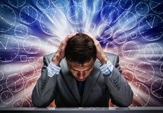 Kryzys w biznesie Zdjęcie Stock