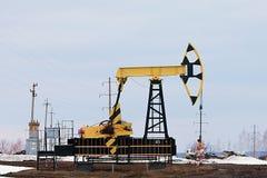Kryzys w przemysle paliwowym zdjęcie royalty free