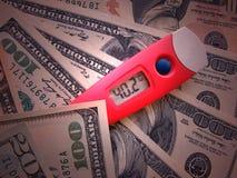 kryzys waluta Zdjęcie Royalty Free