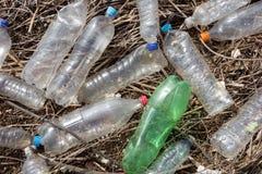 kryzysu ekologiczny środowiskowy fotografii zanieczyszczenie Obraz Royalty Free