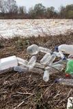 kryzysu ekologiczny środowiskowy fotografii zanieczyszczenie Zdjęcia Stock