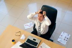 kryzysu ekonomiczny świat Zdjęcie Stock
