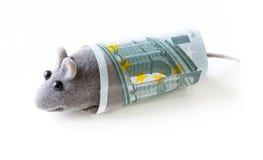 Kryzysu finansowego pojęcie Obrazy Royalty Free