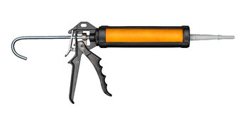 Krzemu pistolet zdjęcie royalty free