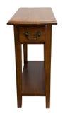 krzesła dębu strony stół Obraz Royalty Free