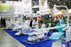 krzesła dentysty grupy narzędzia Zdjęcie Royalty Free