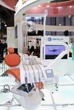 krzesła dentysty narzędzia Zdjęcia Royalty Free