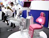 krzesła dentysty narzędzia Fotografia Stock