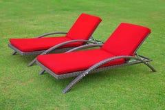 krzesła dwa obrazy stock