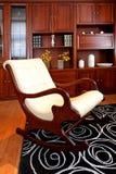krzesła kołysać zdjęcie royalty free