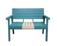 krzesła ogródu zieleń odizolowywająca Obrazy Stock