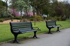 krzesła opróżniają dwa Obrazy Royalty Free