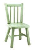 krzesła stary rolny malujący obraz stock