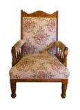 krzesło antykwarska ścieżka Obrazy Royalty Free