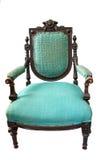 krzesło antykwarski łokieć Zdjęcia Royalty Free