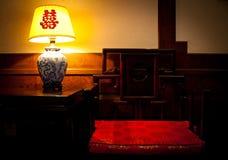 krzesło chińczyk Obrazy Stock
