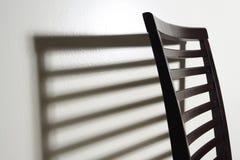 krzesło cień Obrazy Stock
