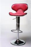 krzesło czerwień zdjęcia royalty free