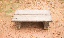 krzesło drewna zdjęcie royalty free