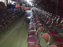 Krzesło jest staranny zdjęcie royalty free