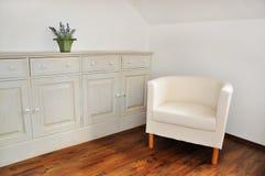 krzesło kąt Zdjęcia Stock